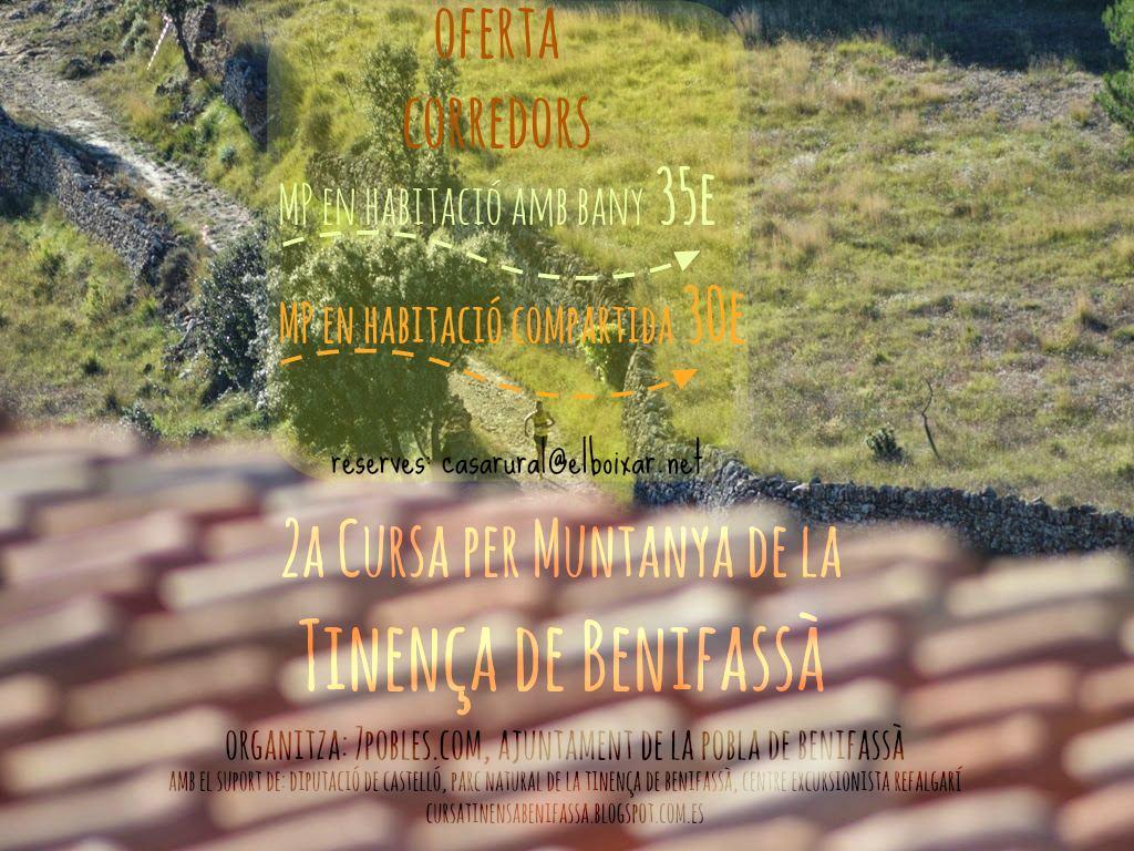 cartell cursa tinença 2014